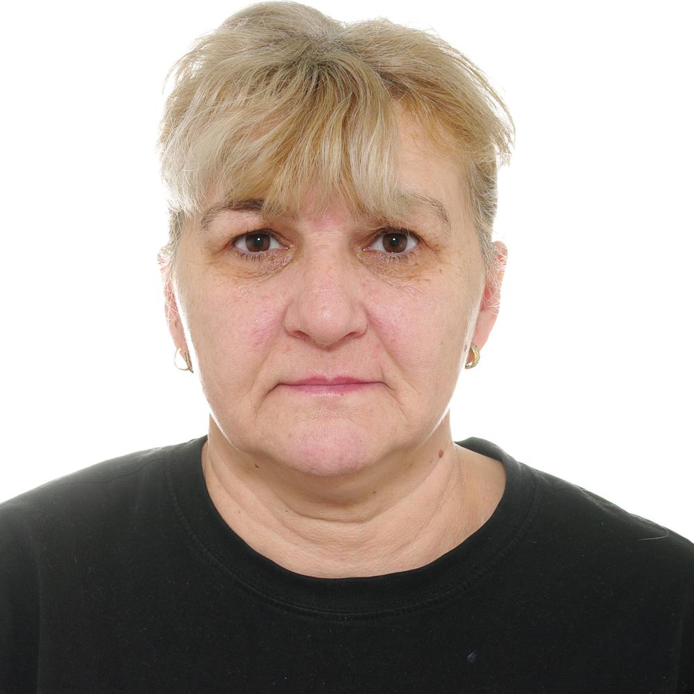 Dragana Gmitrovic - Lokalvårdare på Kristallrent AB