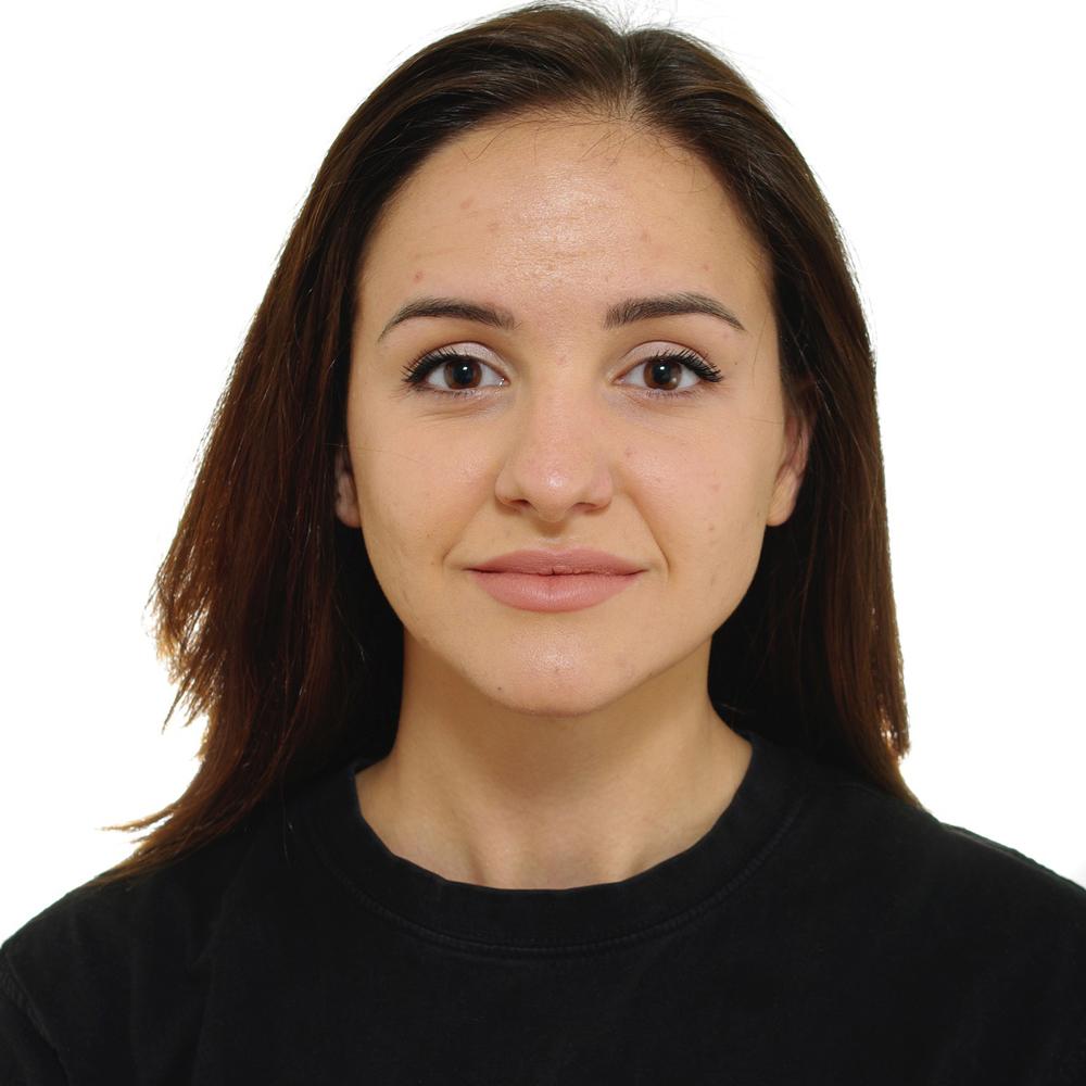 Miljana Djordjevic - Lokalvårdare på Kristallrent AB